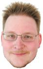 Simon Rupfs Gesicht