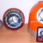 Missions-Patch des ISEE-3 Reboot Projekts
