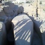 unvollendeter Obelisk in Assuan