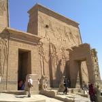 Pylon des Tempels von Philae