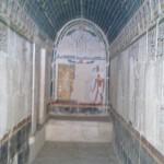 Amun-Kapelle in Hatschepsuts Totentempel