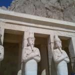 Hatschepsut Statuen