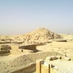 Mastabas in Sakkara