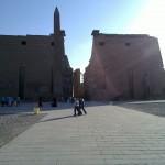 Pylon Ramses II.