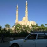 Aussenansicht der El Tabia Moschee