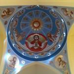 Kuppel der Erzengel Michael Kathedrale